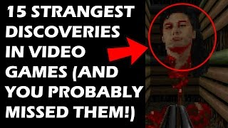 15 STRANGEST Discoveries In Video Games (And You Probably Missed Them)