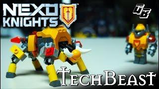 NEXO Knights TechBeasts #1 - NEW LEGO MOC Instruction