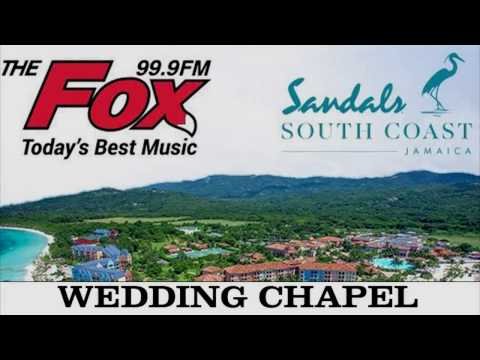 99 9 The Fox at Sandals South Coast Jamaica Wedding Chapel