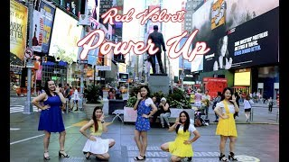 [KPOP IN PUBLIC CHALLENGE NYC] Red Velvet (레드벨벳) -  Power Up Dance Cover