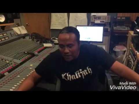 Padu Records Recording Session with BangSoda