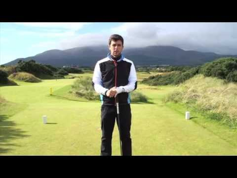 Links Golf Masterclass - Driving In The Wind
