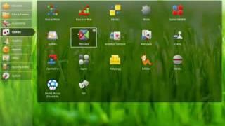 Ubuntu 9.10 Netbook Remix and compiz.