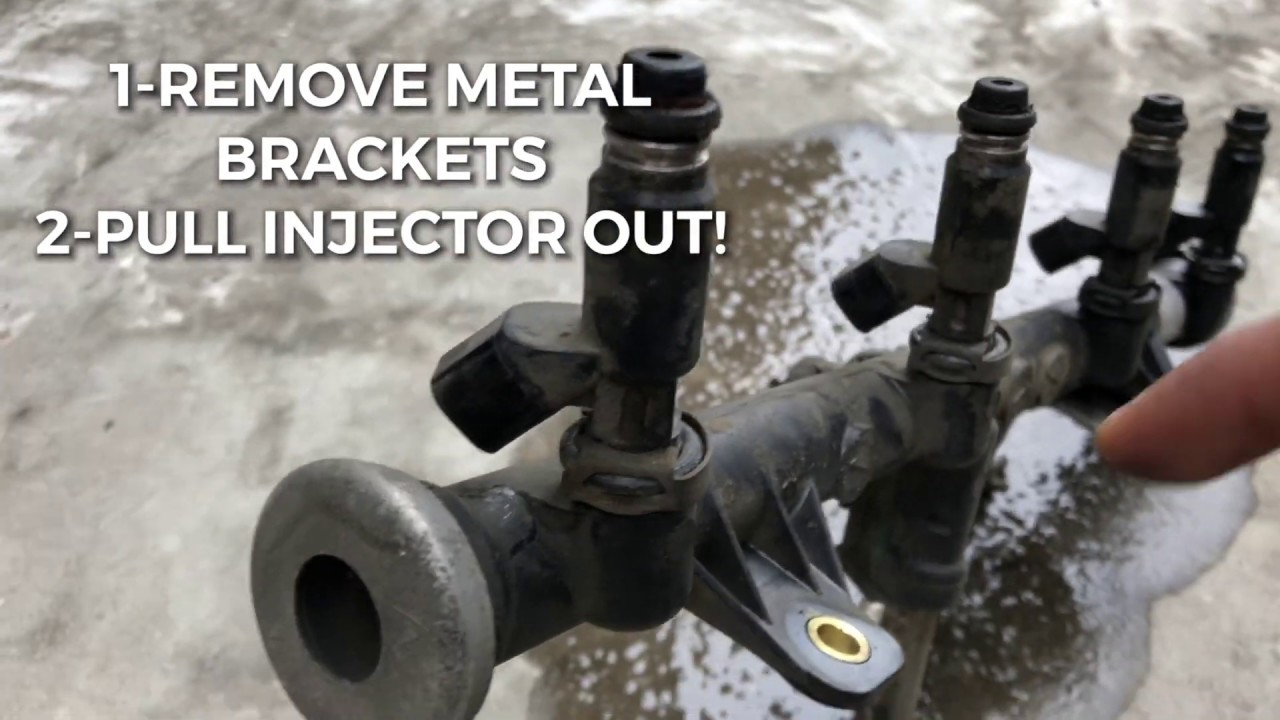 How To Change Fuel Injectors On A Chevy Gmc Tahoe Yukon