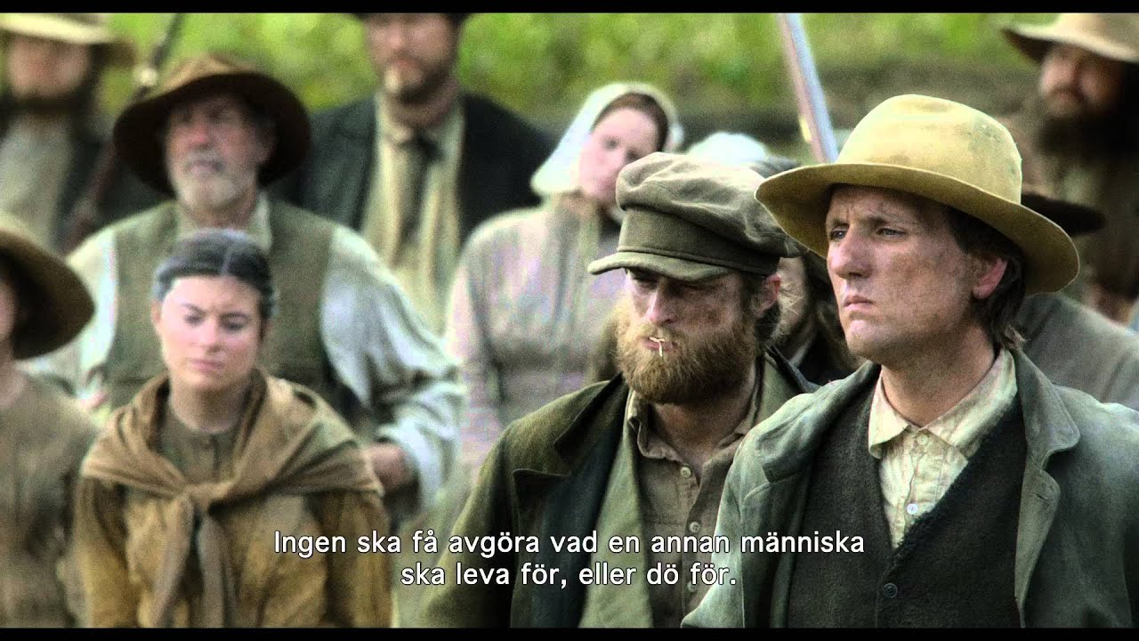 Free State of Jones svensk trailer