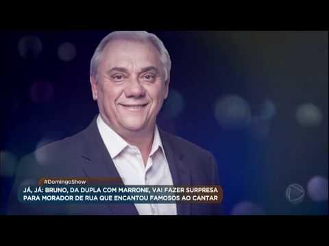 Geraldo Luís faz homenagem emocionante ao amigo Marcelo Rezende