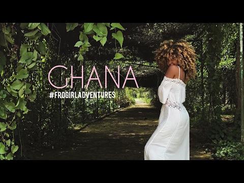 Ghana Travel VLOG! #FroGirlAdventures