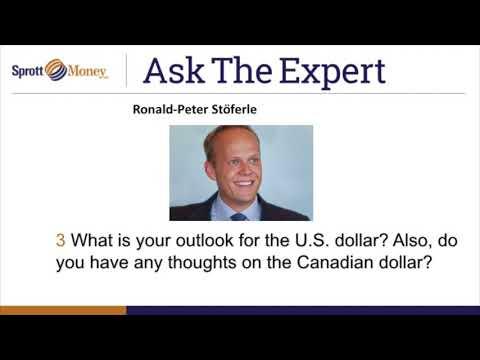Sprott Money News Ask The Expert March 2018 - Ronald-Peter Stöferle