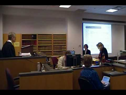Komo 4 News v City of Seattle Hearing March 23, 2012 Part 1