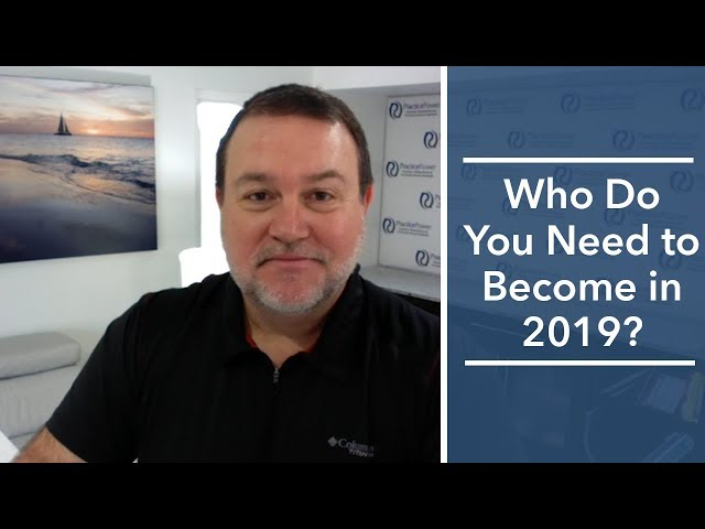 Who Do You Need to Become in 2019? | The Magellan Network Show with Coach Joe Lukacs