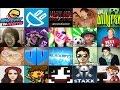 Top 10 Youtubers Con Más Suscriptores 2015 (España Y Latinoamérica) | $Cuánto Ganan$