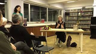 Встреча с Натальей Ванханен. Цикл «Как рождается слово: Встречи с переводчиками»