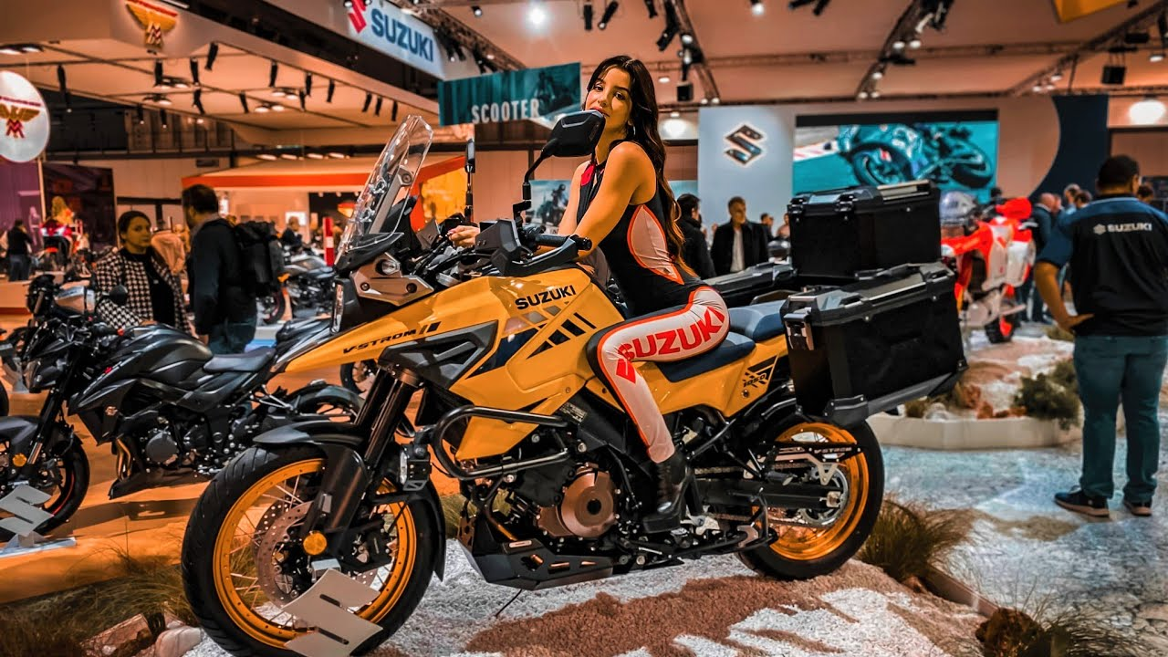 New 8 Japanese Adventure & Sport Touring Motorcycles For 2021