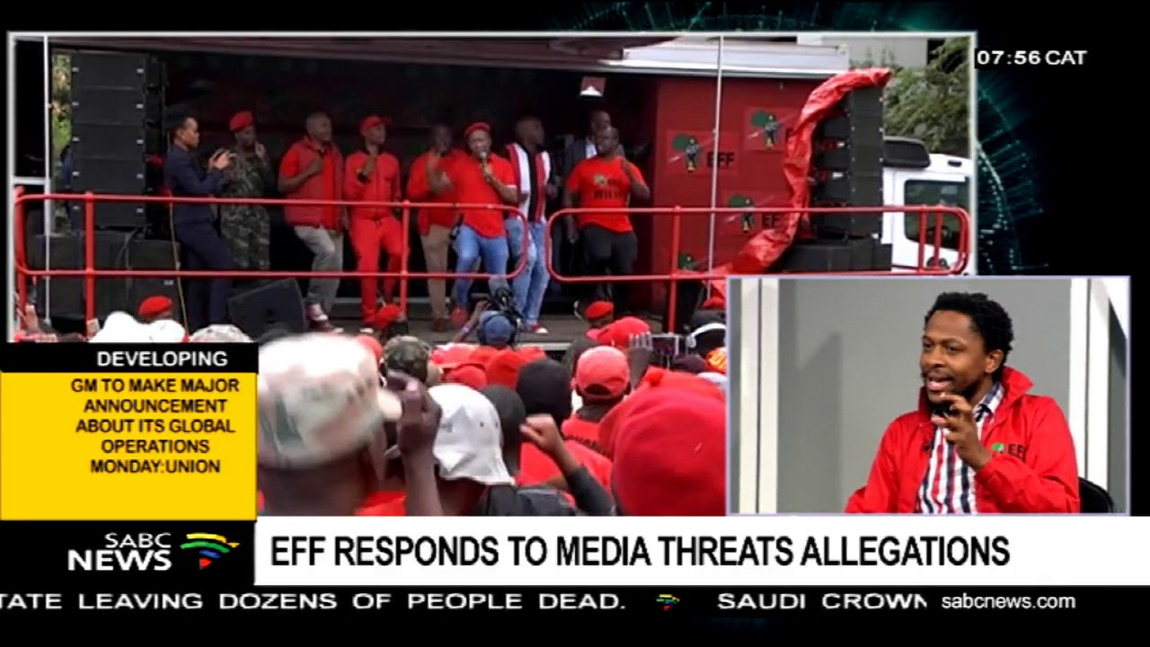 EFF responds to media threats allegations Part 1