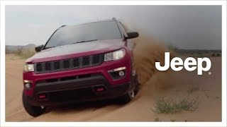 Jeep® Compass | Tales of the Trailhawk | Sand Dunes