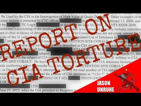 CIA 'Accidentally' Destroyed Torture Report
