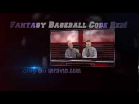 Fantasy Baseball Code Red Begins March 22nd LIVE