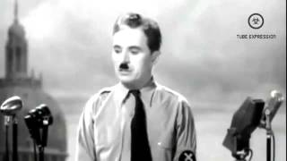 Charlie Chaplin - The Great Dictator Speech