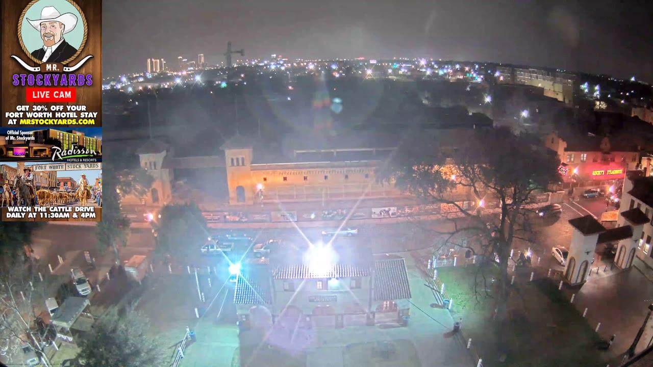 Fort Worth Stockyards Live Cam 24 7 Mrstockyards Com