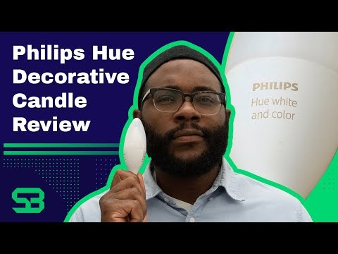 Philips Hue Decorative Candle Review