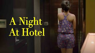 Indian Girl stay at hotel alone -Baalak