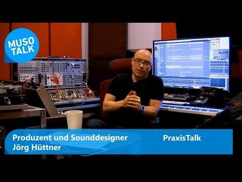 Jörg Hüttner - Produzent, Komponist und Sounddesigner in Hollywood - PraxisTalk