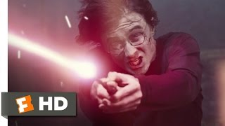 Harry Battles Voldemort - Harry Potter And The Goblet Of Fire (4/5) Movie CLIP (2005) HD