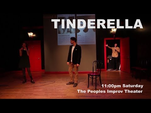 What is Tinderella? Promo - Duur: 2:44.