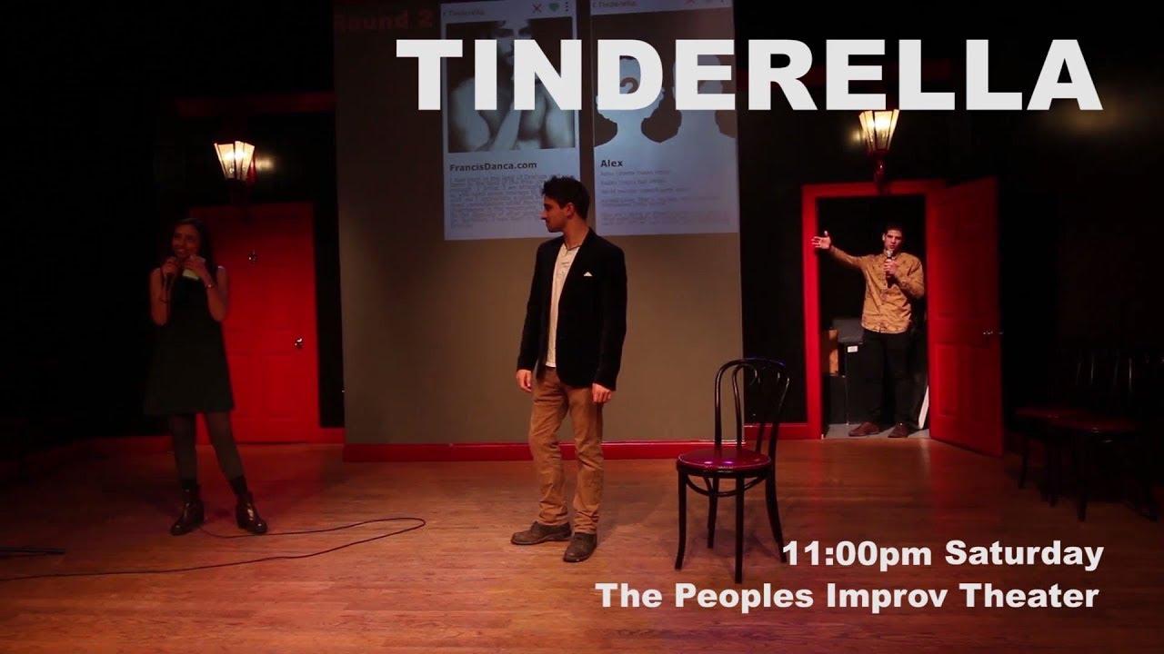 What is Tinderella? Promo
