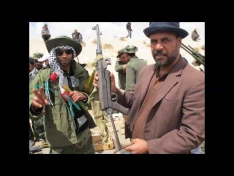 World War II Relic's in the Libyan Civil War