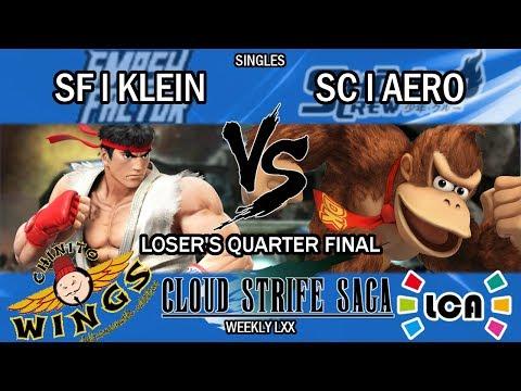 LCA Weekly 70 Singles - SF Klein vs SC Aero - [L] Quarter Final