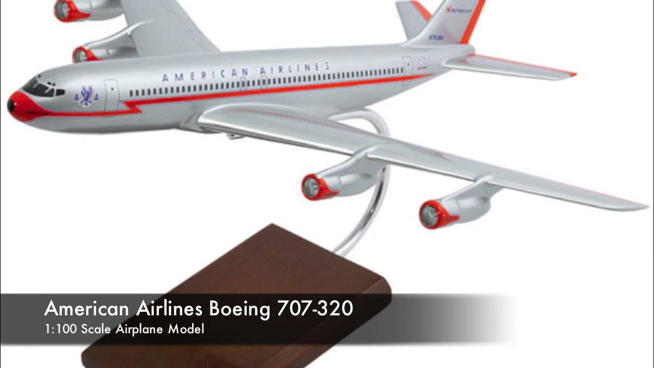 Commercial Airliners - Aircraft Model Replicas from Toys and Models
