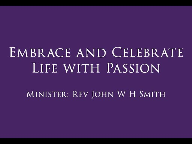 Embrace and Celebrate Life with Passion