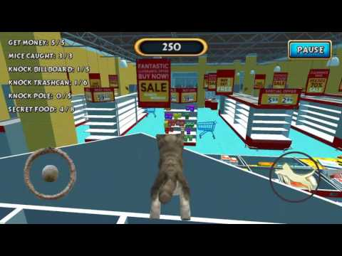 Cat Simulator : Kitty Craft E02 Android GamePlay HD