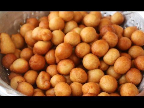 NIGERIAN PUFF-PUFF - MUMMY'S RECIPE thumbnail