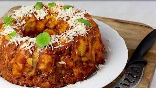 PIZZA ZUPFBROT - Partyrezept | Pizza Monkey Bread
