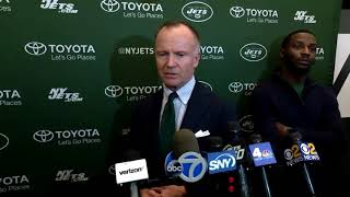 New York Jets owner and GM shed light on firing of Todd Bowles
