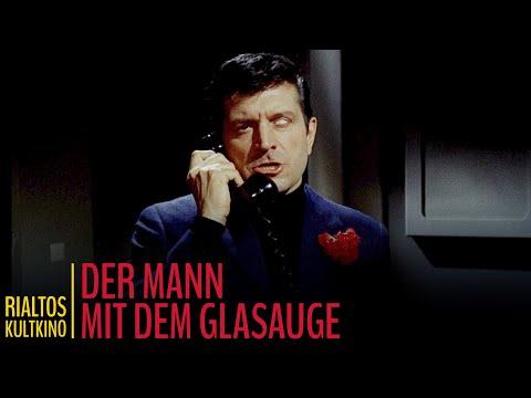 Edgar Wallace: Der Mann mit dem Glasauge  Trailer 1968