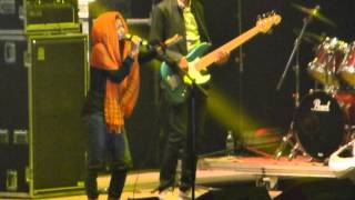 Nneka 'Lucifer (No Doubt)' Live at One Love Sound Fest 2014