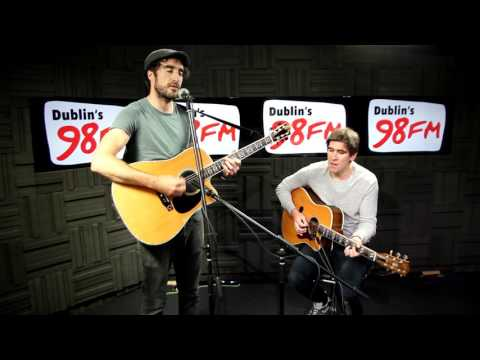 The Coronas - We Couldn't Fake It - Live on 98FM Big Breakfast