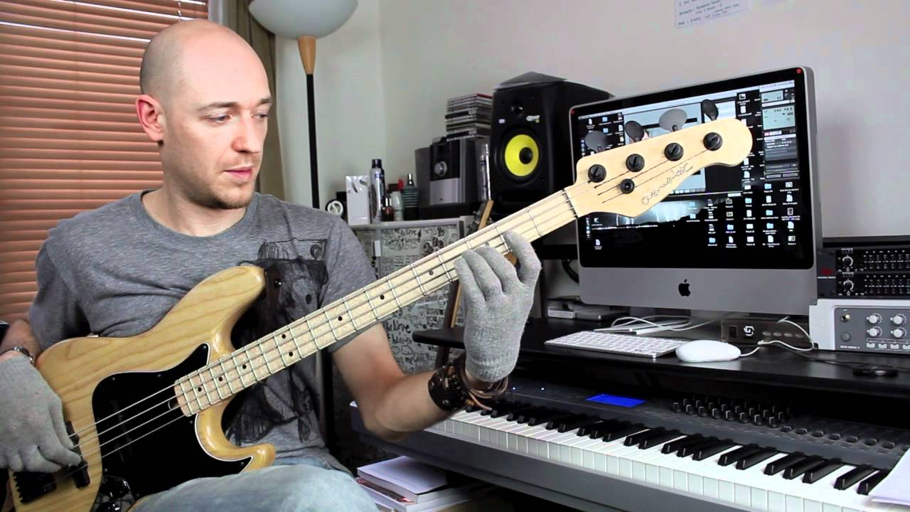 Beginning The Major Scale - Bass Lesson with Scott Devine (L#58)