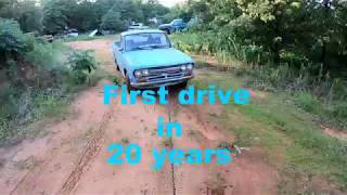 Copart Datsun Pickup Build Part 2