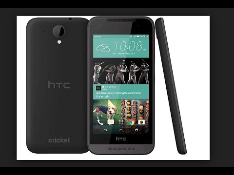 Cricket HTC Desire 520 Unboxing and IN-Depth Review