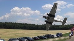 ALARM: AFTER A PERFECT FLIGHT CRASHES THE JU-52 HUGE RC SCALE AIRPLANE