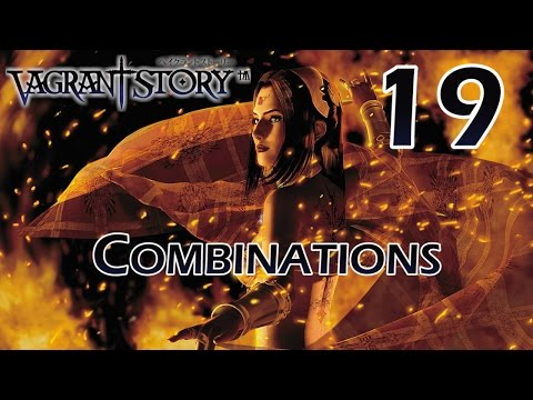 Let's Play Vagrant Story - Part 19: Combinations