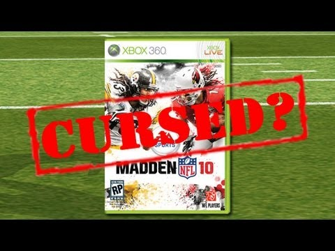 Top 10 Sports Curses!