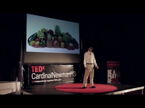 Environmental Benefits Of Veganism | Christian Hextrum | TEDxCardinalNewmanHS