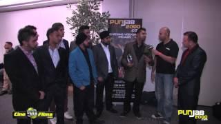 Punjab2000.com interview with Aman Hayer @ the BritAsia 2012 Music Awards