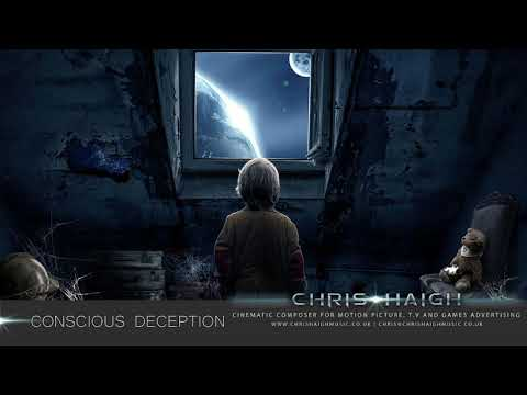 CONSCIOUS DECEPTION - Chris Haigh (Reflective Emotional Dramatic Neo Classical Piano Film Music)