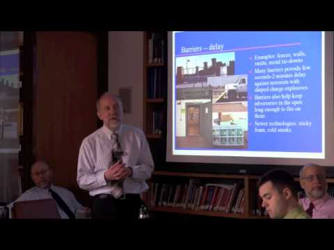 Nuclear 101: Technology and Institutions for Nuclear Security -- Part 1/3: Technologies